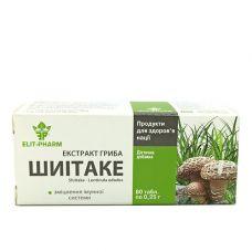 "Таблетки ""Экстракт Гриба Шиитаке"" №80"