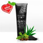"Scrub ""Black"" for face with activated carbon"