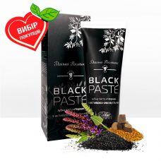 Зубная паста «Black PASTE» с активированным углем