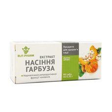 """Таблетки """"Семян тыквы экстракт"""" №80"""