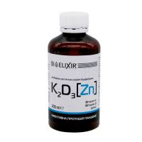 Dietary supplement syrup KDZinc  200 ml