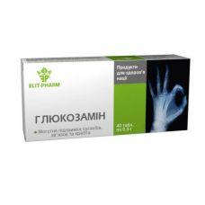 "Таблетки ""Глюкозамин"" №40"
