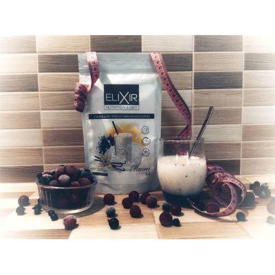 Коктейль ELIXIR NUTRITION & DIET с ванилью и семенами чиа: худейте вкусно!